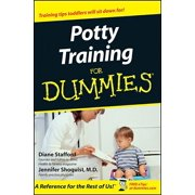 For Dummies: Potty Training for Dummies (Paperback)