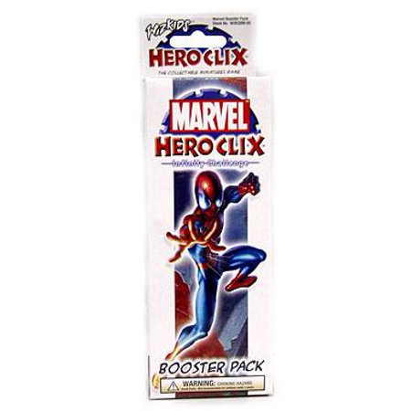 Marvel HeroClix Infinity Challenge Booster Pack