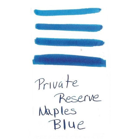 Refills Naples Blue 12-pack Fountain Pen Cartridge - PR-C03, Fountain Pen Cartridge By Private Reserve Ship from US