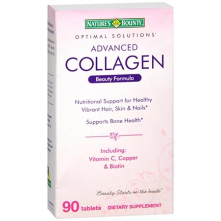 Nature S Bounty Collagen Tablets  Count