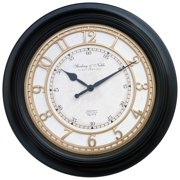 "Better Homes and Gardens 28"" Wall Clock"