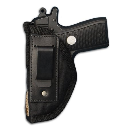 Barsony Left Inside the Waistband Holster Size 12 Sig Walther Colt Llama Kimber Mini 22 25 380 ()