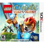 LEGO Legends of Chima: Laval's Journey, Warner Bros, Nintendo 3DS, 883929319626