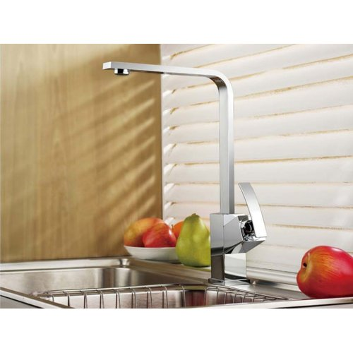 Sumerain International Group Contemporary/Modern Single Handle Kitchen Faucet