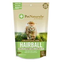 Petnat 266087 Hairball Supplements For Cats - 1.59 oz.