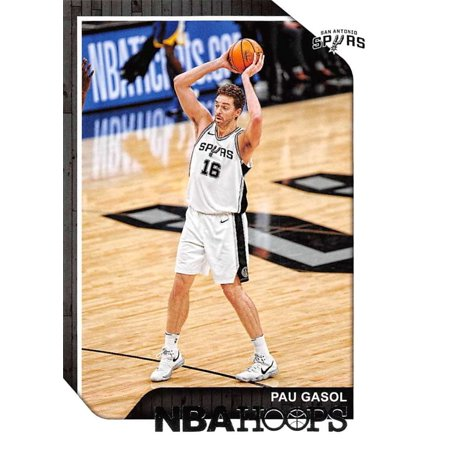 2018-19 Panini Hoops #33 Pau Gasol San Antonio Spurs Basketball Card](Adult Arcade San Antonio)