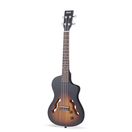 eleuke guitar style electric ukulele bluetooth. Black Bedroom Furniture Sets. Home Design Ideas