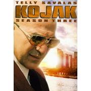 Kojak: Season Three (DVD)