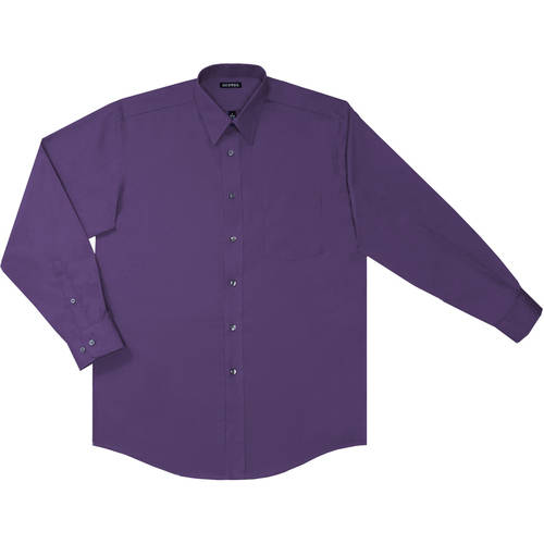 George - Big Men's Long-Sleeve Poplin Shirt