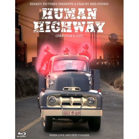 Neil Young: Human Highway (Blu-ray)