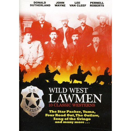 Wild West Lawmen (Full Frame)