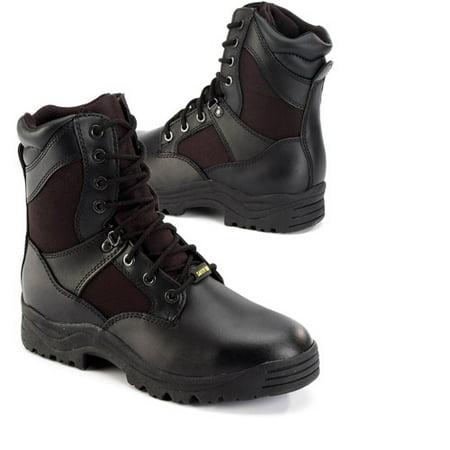 Brahma - Men's Swat Steel-Toe Work Boots, Wide Width - Walmart.com