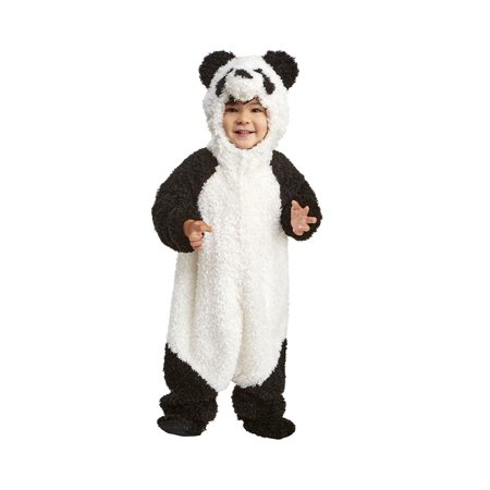 Peaceful Panda Toddler Costume - Panda Bear Costume Toddler