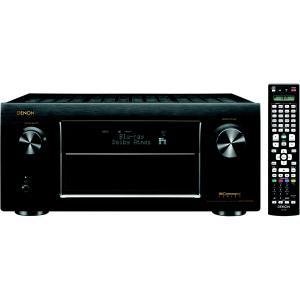 Denon DENON AVRX7200WA In-Command 1350W 9.2-Ch. 4K Ultra HD and 3D Pass-Through A/V Home Theater Receiver Black