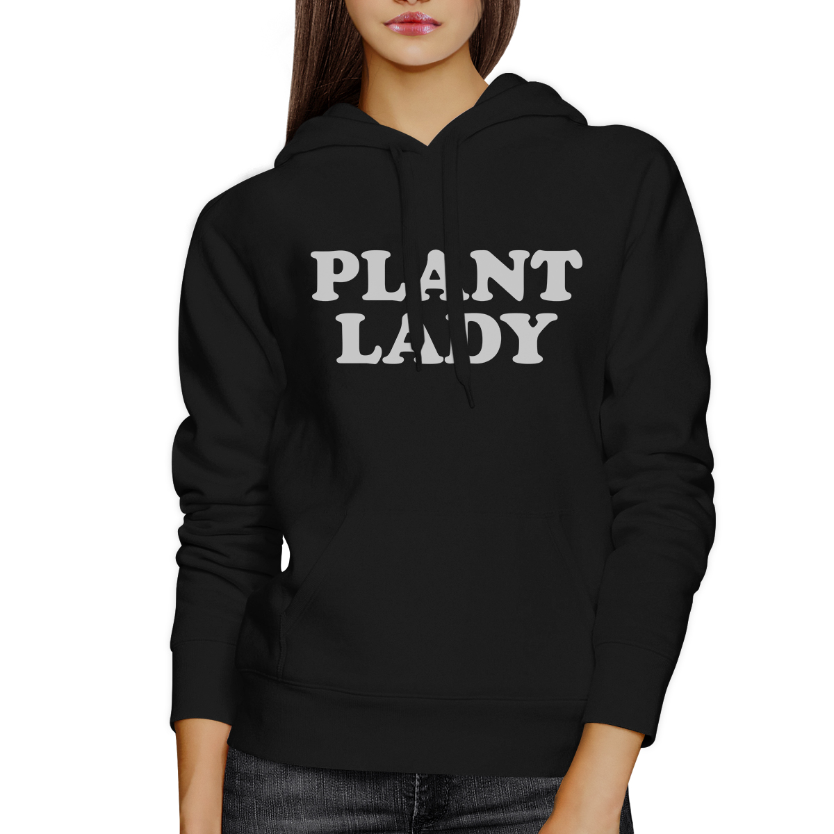 Details about  /Plant Lady Unisex Cute Graphic Hoodie Unique Gift Ideas For Her