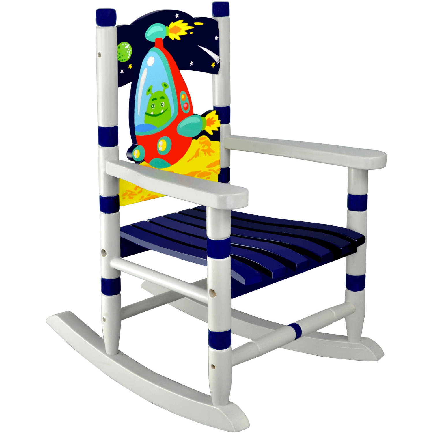 Fantasy Fields Outer Space Small Rocking Chair