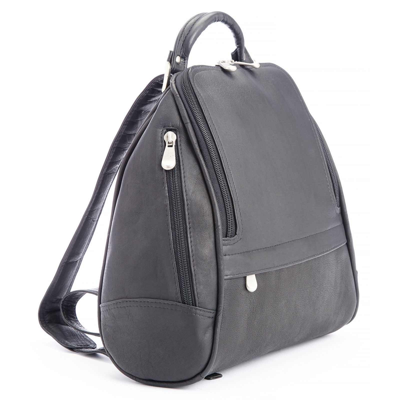 Royce Leather Colombian Genuine Leather Luxury Womens Sling Backpack
