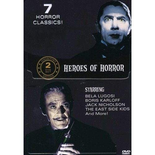 Heroes Of Horror (Tin Case)