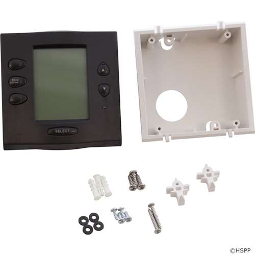 Zodiac Control Panel, Jandy OneTouch, Surface/Flush Mount, Blk Part # 7954