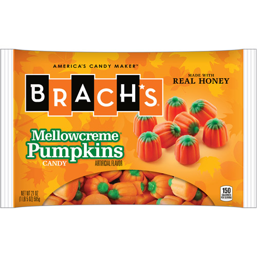 Brach's Mellowcreme Pumpkin Candy, 21 Oz.