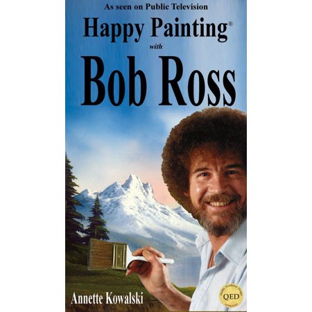 Bob Ross Painting Books (Happy Painting with Bob Ross - eBook)