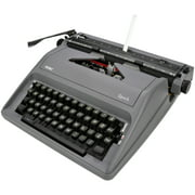 Royal 79103Y Epoch Manual Typewriter (Gray)
