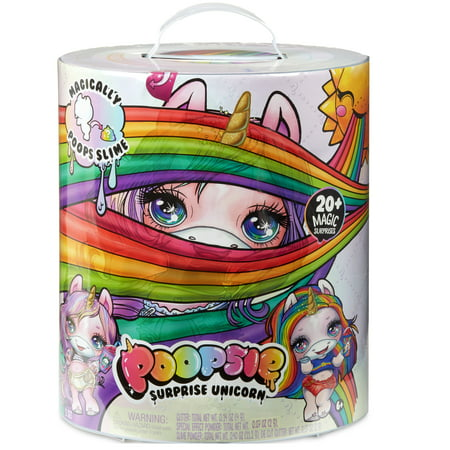 Poopsie Slime Surprise Unicorn: Rainbow Brightstar or Oopsie Starlight