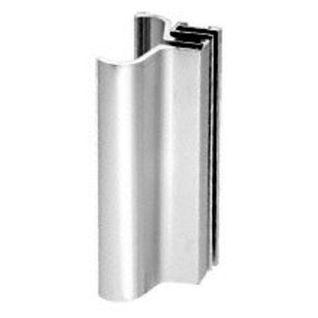 S0H334CH CRL Brite Chrome Slip-On Handle For 3/16