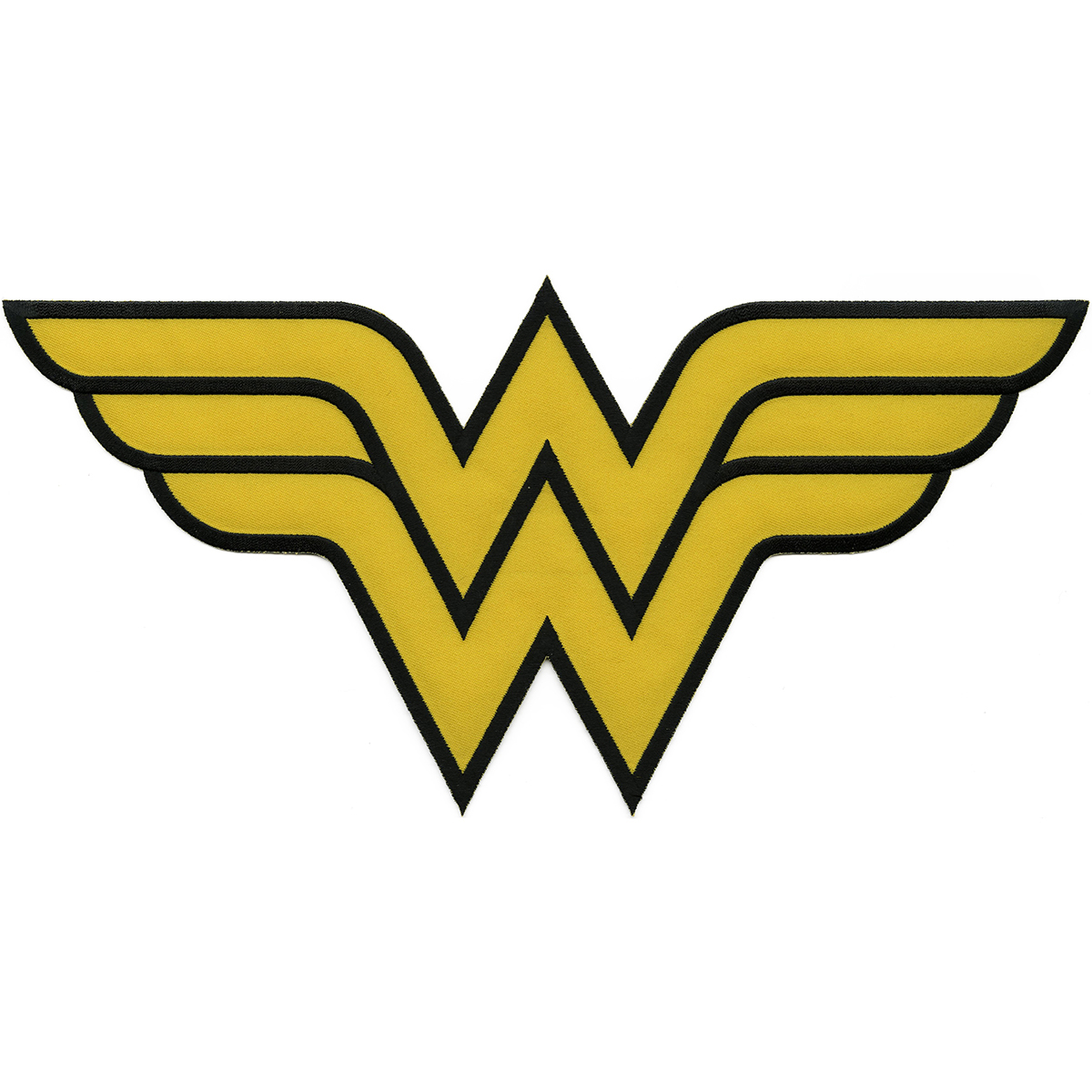 DC Comics Patch-Wonder Woman Insignia 12""