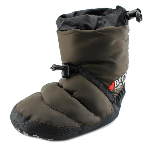 Baffin Base Camp Youth US 12 Brown Winter Boot
