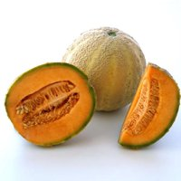 Organic Honey Rock Melon Seed - 1 g ~30 Seeds - Organic, Heirloom, Open Pollinated, Non-GMO, Farm & Vegetable / Fruit Gardening Seeds