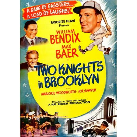 Halloween Events In Brooklyn (Two Knights in Brooklyn (DVD))