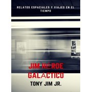 Jim Héroe Galáctico - eBook