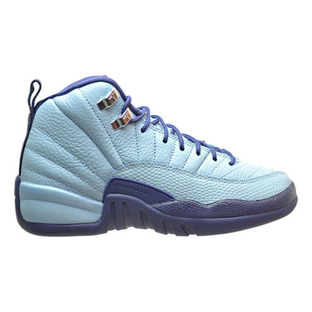 in stock cdcda 6a5c8 Jordan - Air Jordan 12 Retro GG Big Kid s Shoes Blue Cap Dark Purple ...