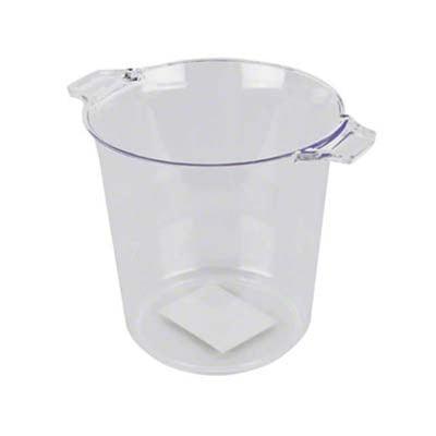 128 Oz Bucket (32 oz Clear Ice Buckets/Set of 12 )