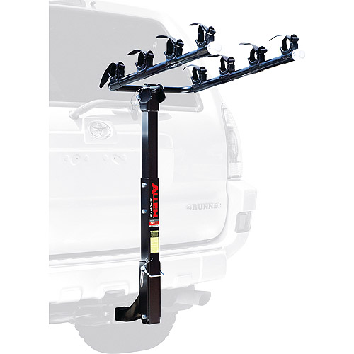 """Allen Sports Deluxe 4-Bike Carrier for 2"""" Hitch"""