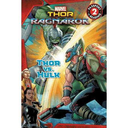 MARVEL's Thor: Ragnarok: Thor vs. Hulk (Ironman Vs Thor)