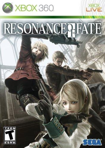 Sega Resonance Of Fate Role Playing Game Xbox 360 (68039) by Sega