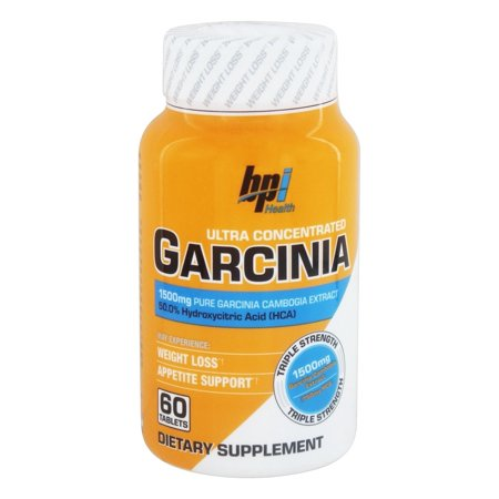BPI Sports - Ultra Concentrated Garcinia - 60 Tablets
