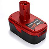 ANTRobut C3 19.2V XCP 4.0Ah Lithium Ion Replacement Battery for Cordless Tools 130211004 130279005 11375