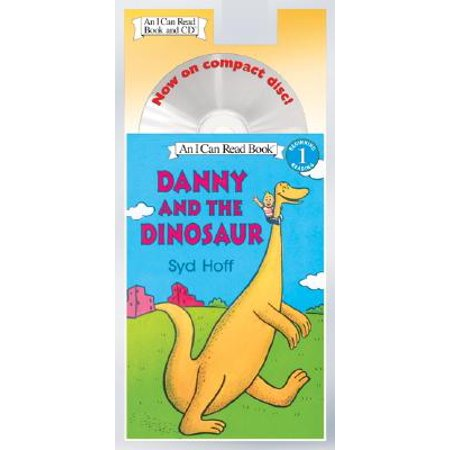 Danny and the Dinosaur Book and CD