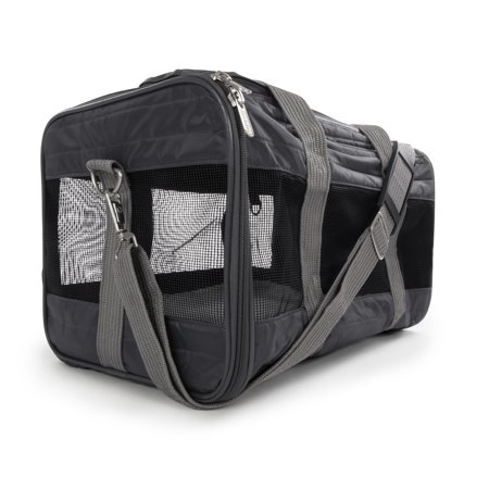 Sherpa® Travel Original Deluxe™ Airline Approved Pet Carrier, Medium, Charcoal