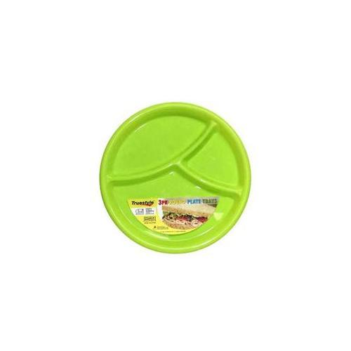 DDI Plastic Tray 3Pk 10X10 In- Case of 48