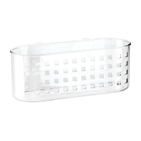 InterDesign Suction Bathroom Shower Caddy Basket - Walmart.com