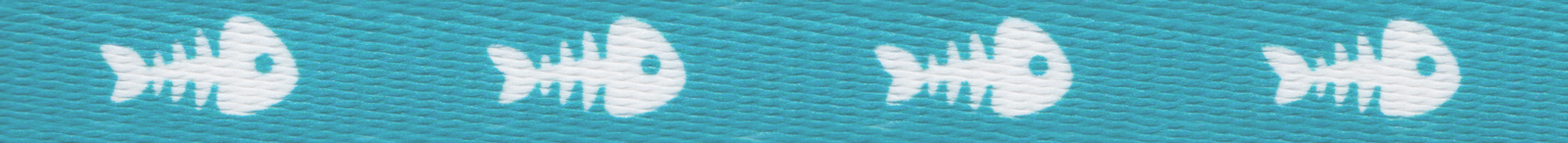 5 Yards Country Brook Design® 3//8 Inch Fishbones Polyester Webbing