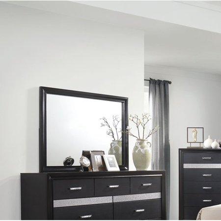 Orren Ellis Labounty Rectangular Dresser Mirror Walmartcom