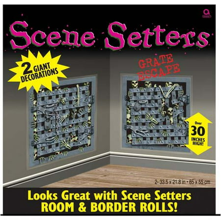 Scene Setter - Grate Escape, To make an informed buying decision, please review our return policies before purchasing. By Party America