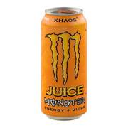 Monster Energy + Juice Khaos, 16.0 FL OZ by Monster Energy Company