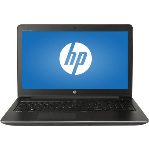 "HP ZBook 15 G3 15.6"" Laptop, Touchscreen, Windows 10 Pro, Intel Core i7-6700HQ Processor, 16GB RAM, 512GB Solid State Drive"