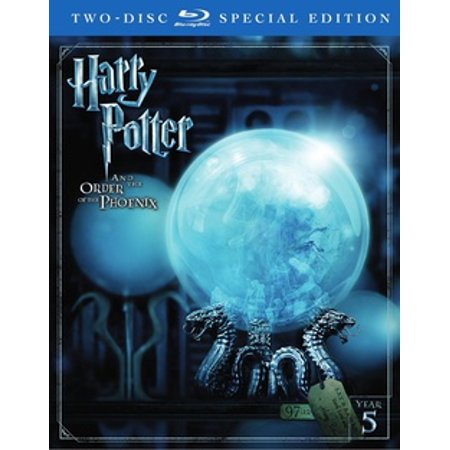 Harry Potter and the Order of the Phoenix - Tinkerbell Movie Order